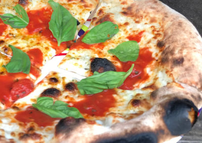 Margherita Wood Fired Pizza